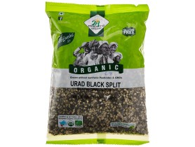 24Mantra Urad Black Split 1Kg