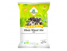 Organic Whole Wheat Flour 5Kg