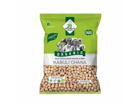 24Mantra Kabuli Channa White 1Kg
