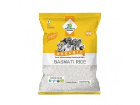24Mantra White Basmati Rice 1Kg