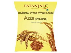 Patanjali Whole Wheat Flour 5Kg