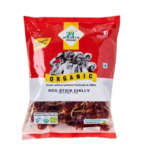 24Mantra Red Chilly Stick 100gm