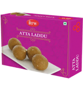 BTW Atta Laddu 400g