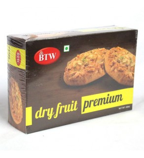 BTW Dry Fruit Premium 200g