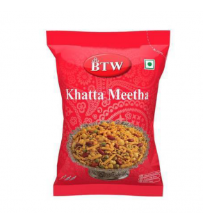 BTW Khatta Meetha 200g
