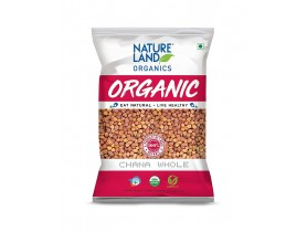 NatureLand  Brown Channa Whole 1Kg