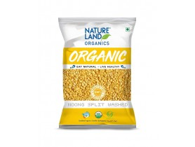 NatureLand Moong Split Washed 1Kg