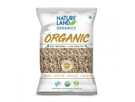 NatureLand Urad White Whole 1Kg