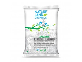 NatureLand Whole Wheat Flour 5Kg