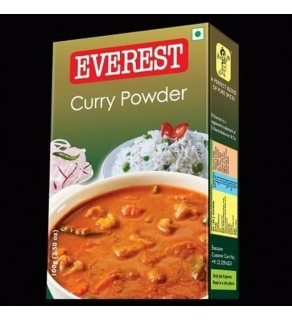 Everest Curry Powder 100g (Expire - End of Oct 2020)
