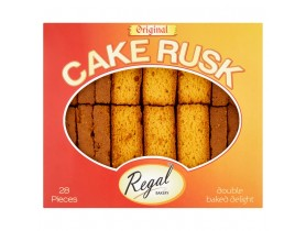 Regal Cake Rusk Original 600g
