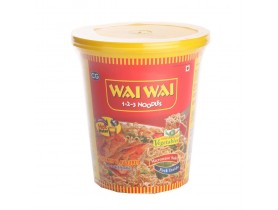 Wai Wai Instant Cup Noodles Chicken 65g