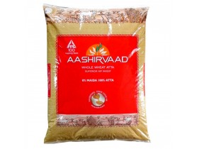 Aashirvaad Whole Wheat Atta 10Kg