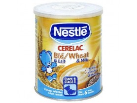 Cerelac Wheat with Milk 1Kg