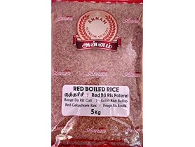 Annam Red Boiled Rice 5Kg