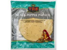 TRS Black Pepper Papadam 200gm