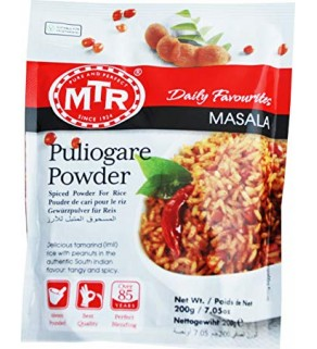 MTR Puliyogare 200g