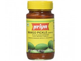 Priya Toku Mango Pickle(Without Garlic) 300g