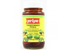 Priya Tender Mango Pickle(Without Garlic) 300g